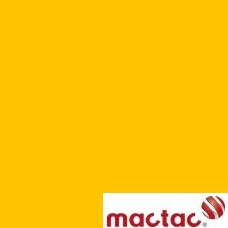 Folia Mactac 8208-02 Traffic Yellow mat 123cm
